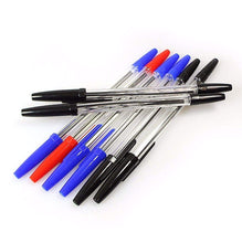 Load image into Gallery viewer, 8 Pack Blue, Black, Red Ballpoint Pens    3038 (Large Letter Rate)