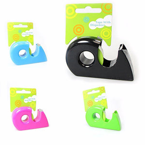 Mini Cellotape Dispenser With Tape Handy Home Office & School  3566 (Large Letter Rate)