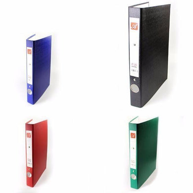 1 Pack A4 FOLDERS Set, LEVER ARCH File System, Thumbhole in Spine & Binder Label    3582 (Parcel Rate)