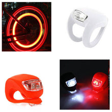 Load image into Gallery viewer, 1 LED Bike Light Set Suitable For All Bikes 0529 (Large Letter Rate)