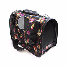 Load image into Gallery viewer, Pet Carrier Bag Travel Bag For Cats/Dogs/Small Animals Assorted Designs 47cm x 30cm 0359 (Parcel Rate)
