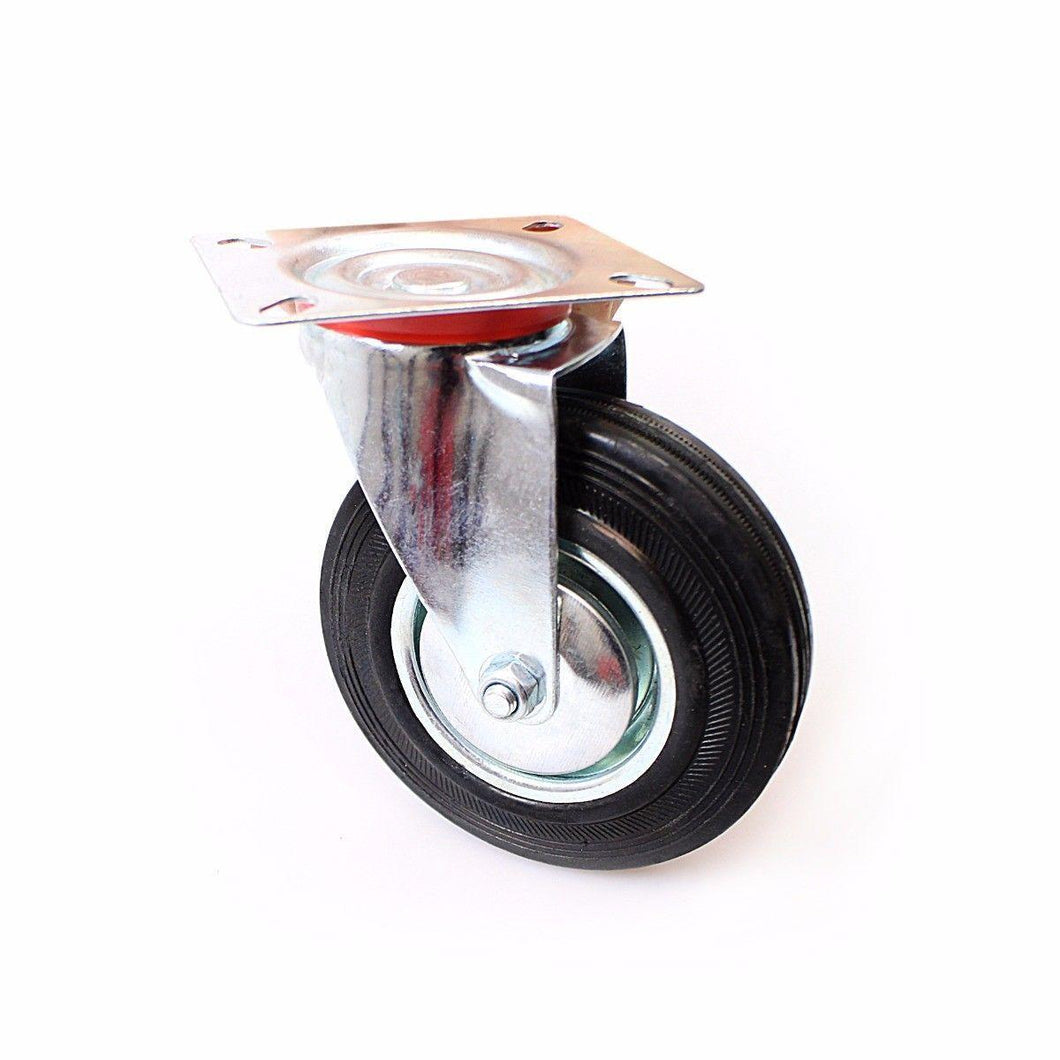 High Quality Heavy Duty Trolley Wheel Multi Use Medium 9cm Wheel Size   2830 (Parcel Rate)
