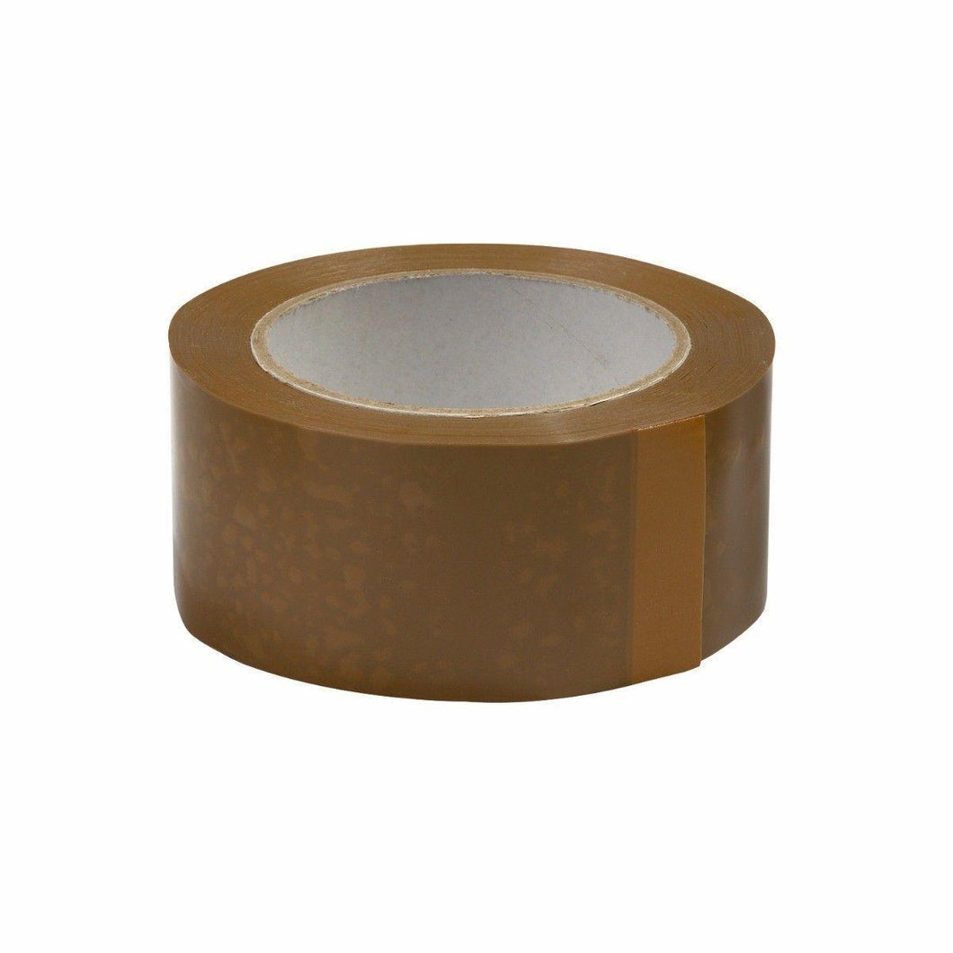 Heavy Duty Brown Packing Material Sealing Tape 4.5cm x 130cm   0153 (Parcel Rate)