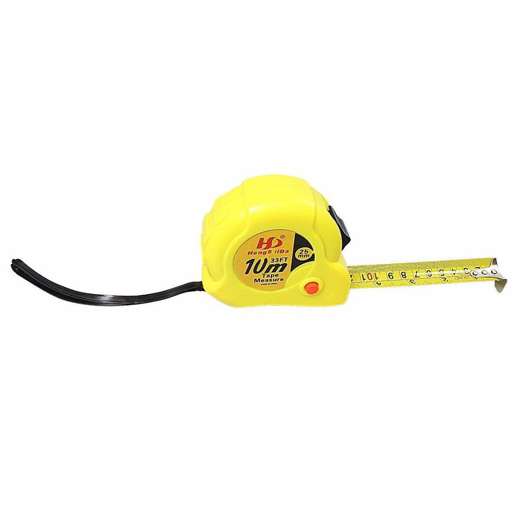 Tape Measure Multipurpose Use 10m Diy Home 3852 (Large Letter Rate)