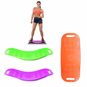 Workout Board With A Twist Abs Legs Core Workout Balance Board Portable AB   4465 (Parcel Rate)