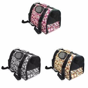 Pet Carrier Bag Travel Bag For Cats/Dogs/Small Animals 0080 (Parcel Rate)