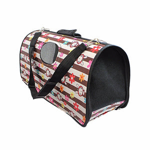 Pet Carrier Bag Travel Bag For Cats/Dogs/Small Animals 1210 (Parcel Rate)