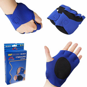 Sporting Goods Men's Orthopedic Fitness Gloves Support Pack of 2  5843 (Large Letter Rate)