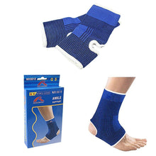 Load image into Gallery viewer, Fitness First AID Injury Straps Fitness Ankle Support Pack Of 2 0489 (Large Letter Rate)