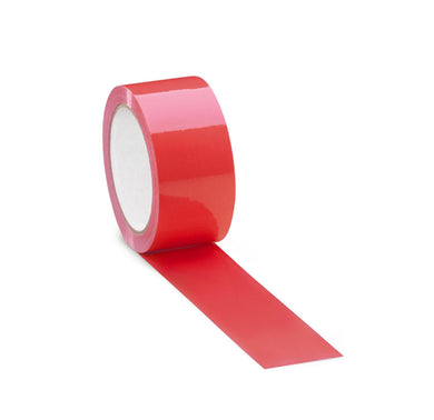 1 Pack Red Duct Tape Waterproof Strong Adhesive Indoor Outdoor Tape 8mm x 80mm  3203 (Parcel Rate)