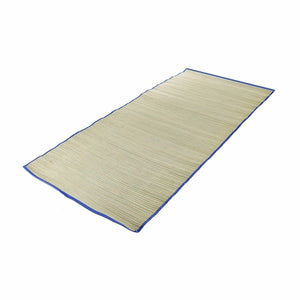 Roll Up Straw Beach Mat Carry Mat Multi Use Traveling Camping 60cm x 70cm  3455 (Parcel Rate)