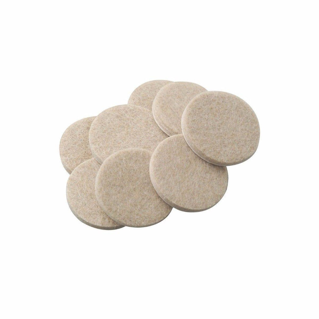 Self Adhesive Diy Round Furniture Pads Home Use Pack Of 18  2162 (Large Letter Rate)