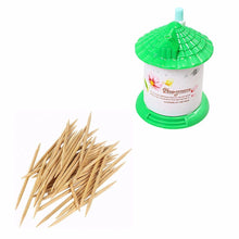 Load image into Gallery viewer, Fun Family House Toothpick Holder House Shaped Plastic Toothpick Holder 4836 (Large Letter Rate)