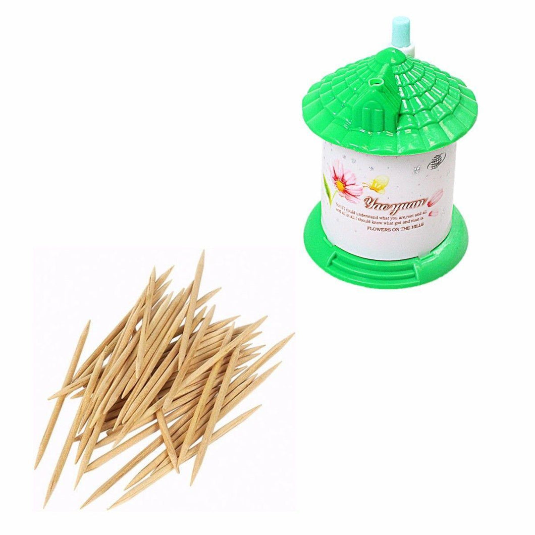 Fun Family House Toothpick Holder House Shaped Plastic Toothpick Holder 4836 (Large Letter Rate)