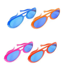 Load image into Gallery viewer, High Quality Novelty Assorted Colour Sunglasses Fancy Dress Glasses  4135 (Large Letter Rate)