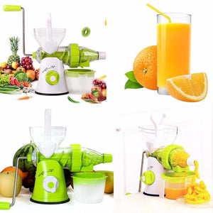 Multi Function Manual Fruits Vegetable Juicer Squeezer Press  Juicer   3612 (Parcel Rate)