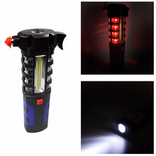 Load image into Gallery viewer, Camping Security ZJ- 809 Working Lamp Torch Requires 3AA Batteries Home Outdoors  4603 (Parcel Rate)