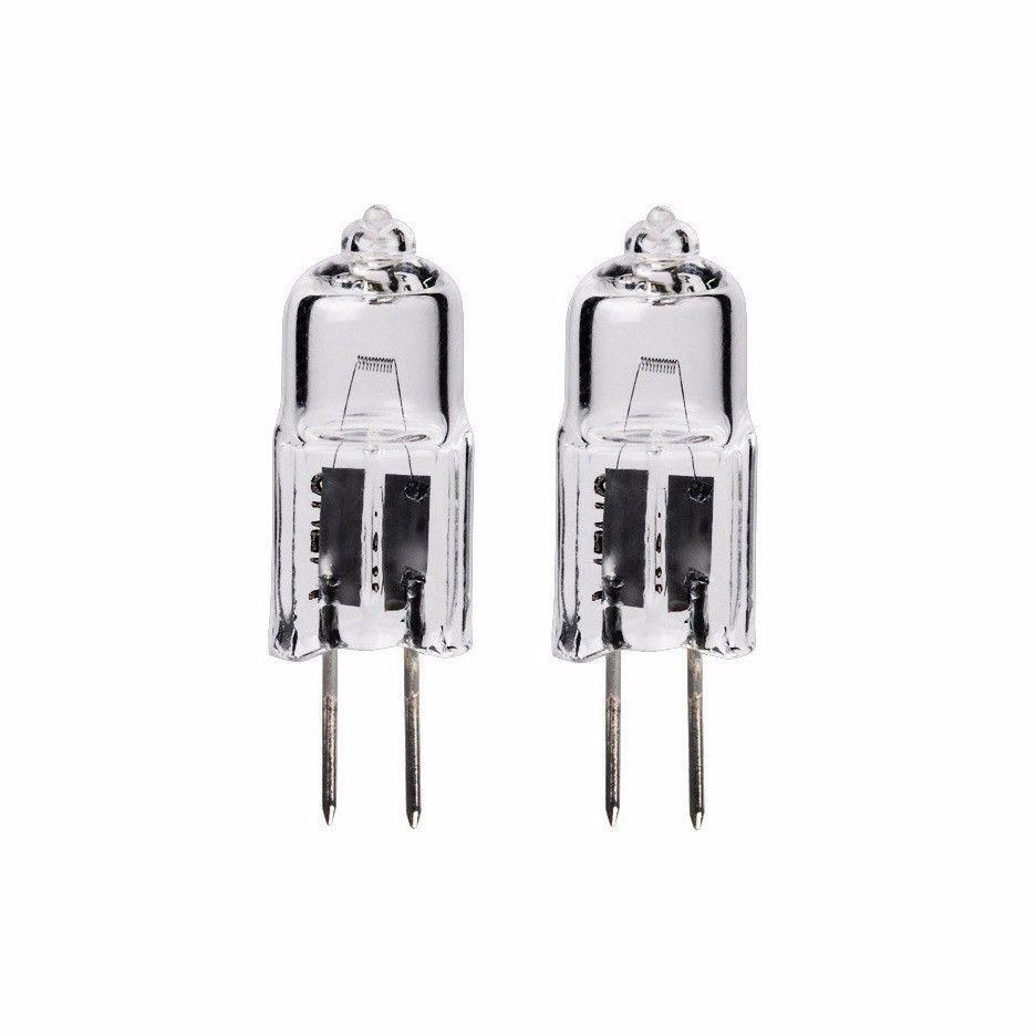 Halogen G4 Bulb Warm White, Light bulb DIY Home Lighting 2 Pack   0116 (Large Letter Rate)