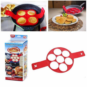 Flippin Non Stick Fantastic Pancake Maker Fast Easy Way To Make Perfect Pancakes   4536 (Parcel Rate)
