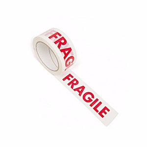 Fragile Printed Tape Strong Tough Packing Tape 4794 (Parcel Rate)