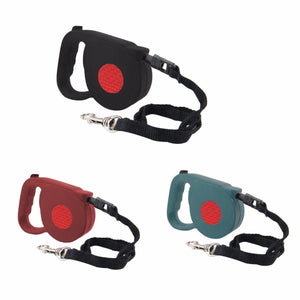 Retractable Dog Lead Available in Assorted Colours 4.7m   0052 (Large Letter Rate)