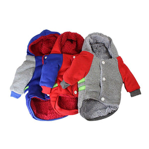 Dogs Harness Style Fabric Jacket Size Small 17cm x 22cm Assorted Colours Pets 1813 (Parcel Rate)