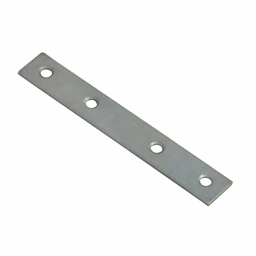 Mending Plates 5'' 125mm Zinc Plated Pack Of 2 Diy 0245 (Large Letter Rate)