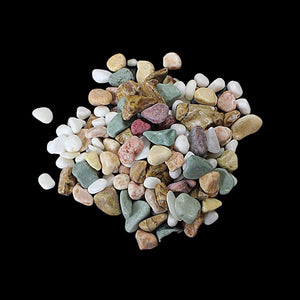 Pack Of Mixed Stones Perfect For Aquarium 4481 (Large Letter Rate)