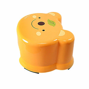 Plastic Assorted Animal Stool Bench Home 12cm x 18cm  3227 (Parcel Rate)