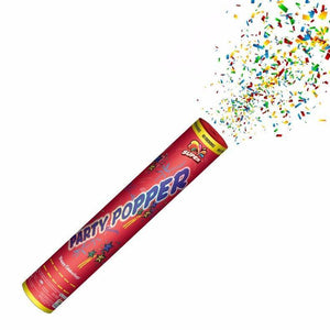Large Happy Birthday Celebration Party Popper 58cm Party Popper   3561 (Parcel Rate)