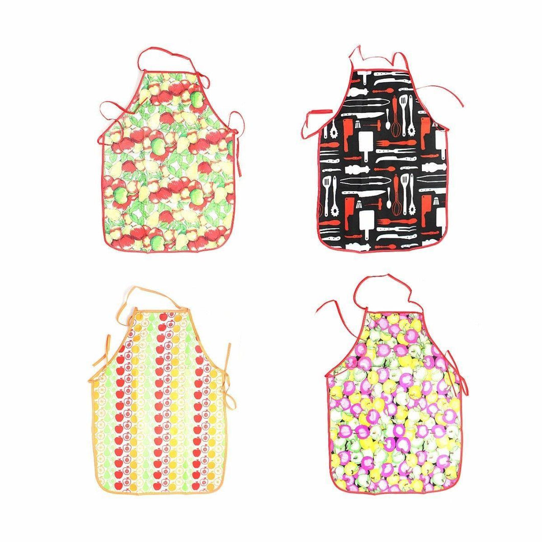 High Quality Assorted Colour Kitchen Apron, Waterproof 74 x 55cm  3280 (Large Letter Rate)