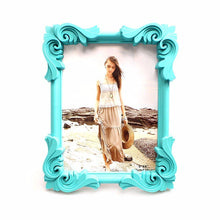 Load image into Gallery viewer, Assorted Colour Photo Frame Ideal For Portrait Pictures 6'' x 8''  3134 (Parcel Rate)