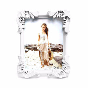 Assorted Colour Photo Frame Ideal For Portrait Pictures 6'' x 8''  3134 (Parcel Rate)