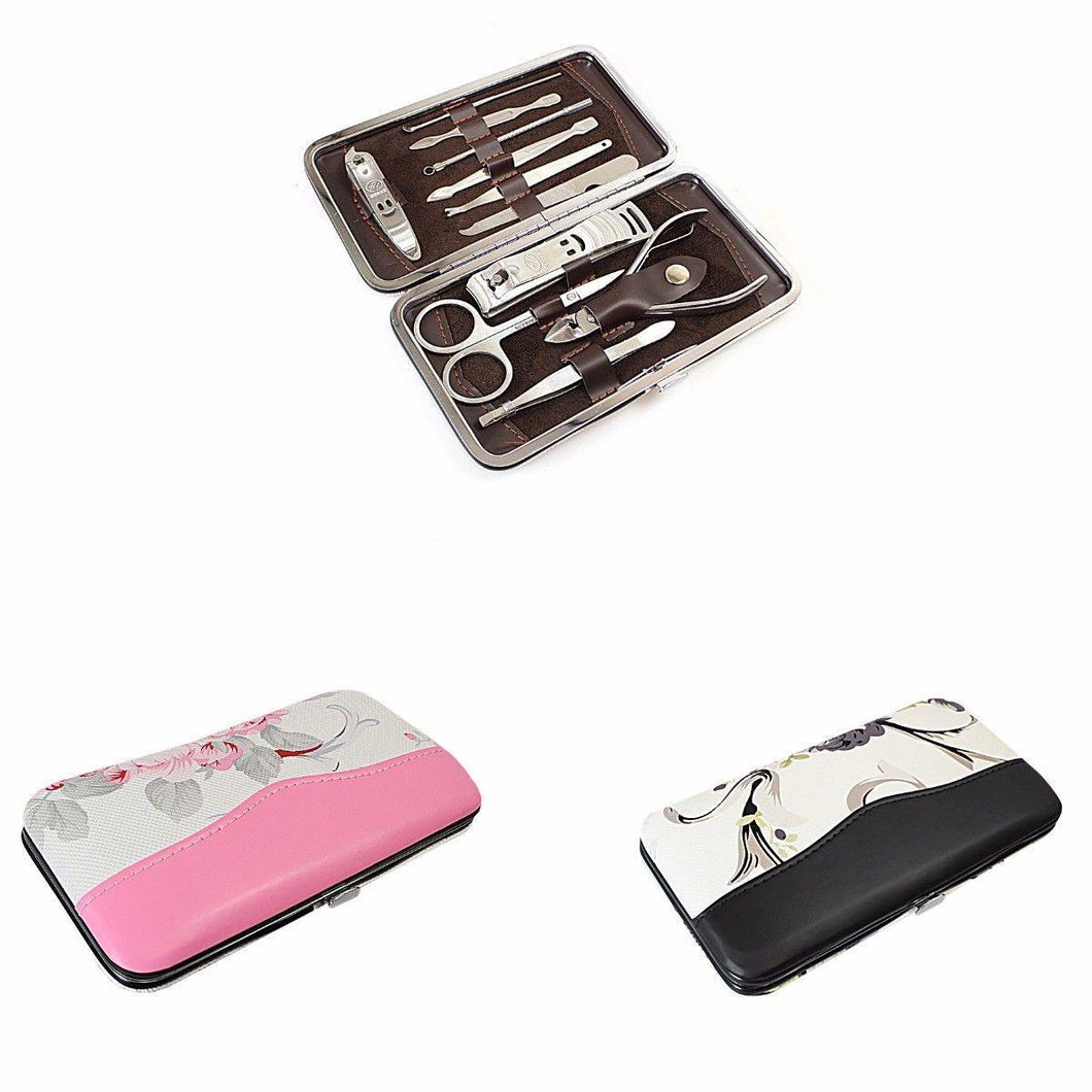 Best Quality Manicure Nail Care Set With All Tools And Kits In Assorted Packing   4158 (Large Letter Rate)