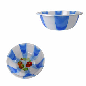 Plastic Kitchen Bowls Multipurpose Use Extra Large 40cm 3067 (Parcel Rate)