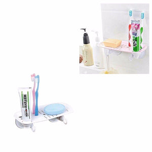 Multipurpose Bathroom Wash Tidy Dish Easy Storage Max Load 5kg Home 3020 (Parcel Rate)