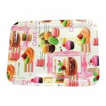 Load image into Gallery viewer, Plastic Serving Tray Assorted Designs 38cm x 28cm  4292 (Parcel Rate)