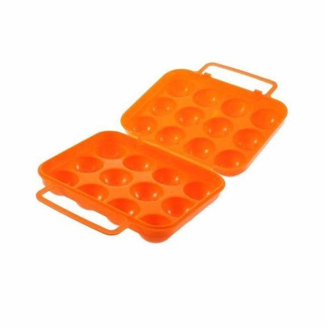 Portable 12 Egg Holder Container For Refrigerator Caravans Kitchen Commercial 2749 (Parcel Rate)
