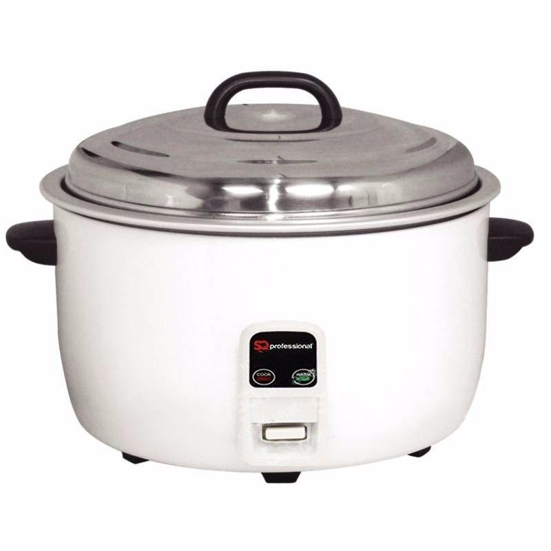 SQ Professional Electrical 8 Litre Rice Cooker Home Kitchen (Parcel Rate)