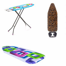 Load image into Gallery viewer, 30cm x 97cm Star Ironing Board Assorted Colours & Designs 15002 (Parcel Rate)