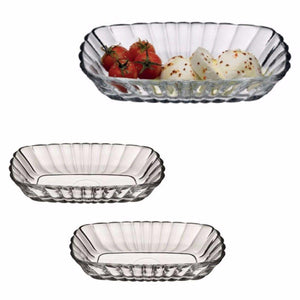Set Of 2 Large MEZZE Bowls 190mm x 122mm  53712 (Parcel Rate)