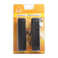Load image into Gallery viewer, Bicycle Rubber Grip Handles Sweat Free 9 Arrow Grip Handles 2 Pack 1851 (Parcel Rate)