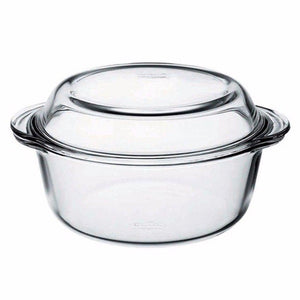 2 PACK BASIC GLASS BOWL 110MM  6543 (Parcel Rate)