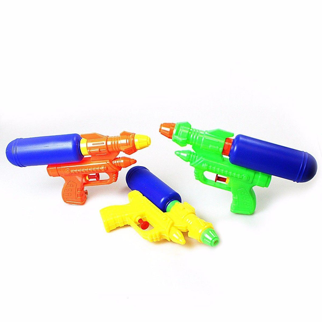 Assorted Colour Childrens Fun Playing Water Gun  4563 (Parcel Rate)