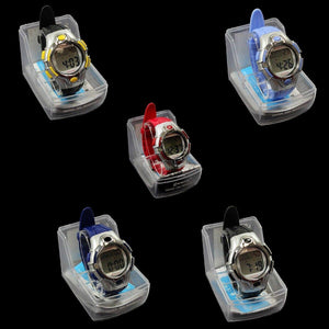 High Quality Mingrui Assorted Colour Watches Water Resistant 6539 (Parcel Rate)