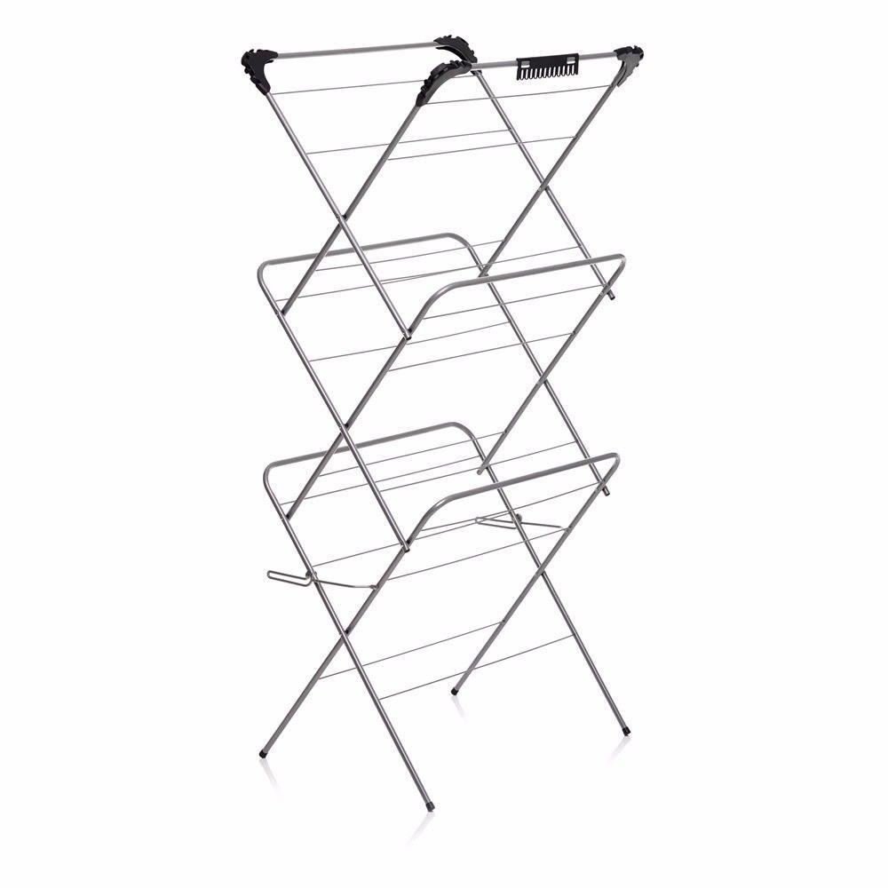 Multi Purpose 3 Rack Clothes Airer Dryer 3TTA-CA  1237
