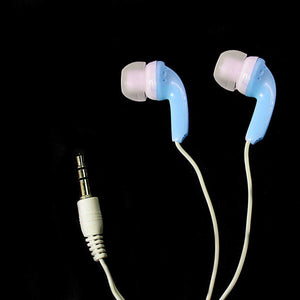 AINY Earphones In 4 Colours Suitable For All 1677 (Large Letter Rate)