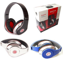 Load image into Gallery viewer, SOYLE 986 Powerful Sound Experience Headphones 0668 (Parcel Rate)
