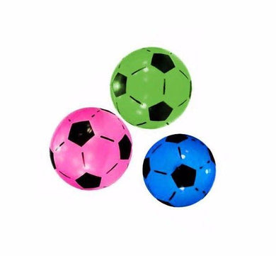 Childrens Outdoor/Indoor Assorted Colour Footballs   1059/ST96328 (Parcel Rate)