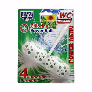 Franck 4 Function Formula Wc Pendant Chlorine Power Balls 1405 (Large Letter Rate)